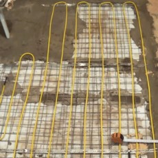 Электрооборудование для нагрева бетона и грунта