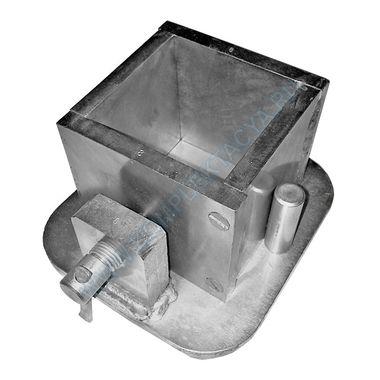 Сборная форма для изготовления образцов к ПЛА
