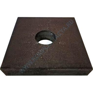 Анкерная плита для фундаментного болта тип 2.1
