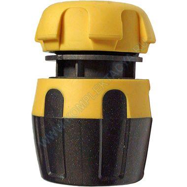 """Стандартный коннектор 1/2"""" (15 мм) Бригадир 84061"""