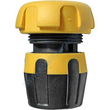 """Быстросъемный стандартный коннектор 19 мм (3/4"""") Бригадир 84063"""