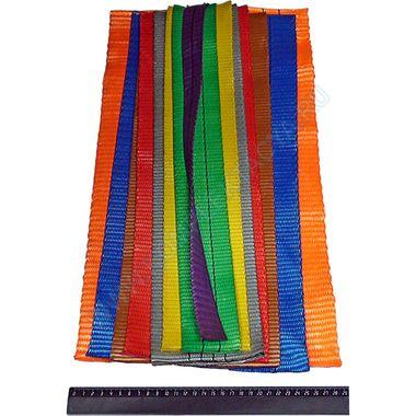 Лента текстильная для производства строп