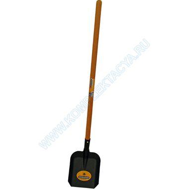 Лопата совковая 145 см Бригадир 87013