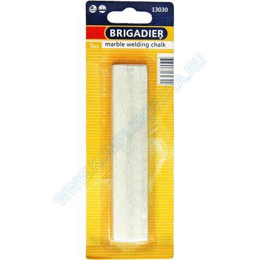 Мелки мраморные разметочные Brigadier 13030