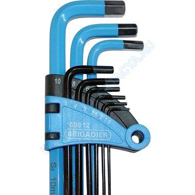 Набор комбинированных ключей Extrema 59012
