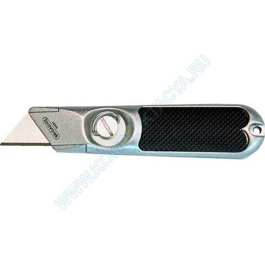 Нож с фиксированным лезвием и металлическим корпусом Brigadier 63067