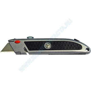 Нож с металлическим корпусом и выдвижным лезвием Brigadier 63313