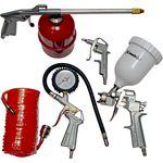 Набор пневмоинструмента 5 предметов