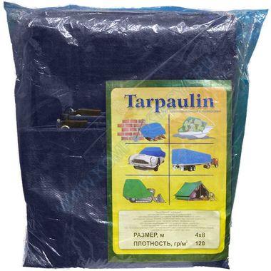 Полипропиленовый тент тарпаулин в упаковке