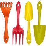 Набор садовых мини инструментов, 4 предмета