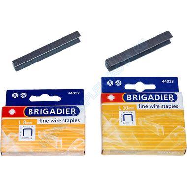 Скобы для степлера, скобозабивного пистолета Brigadier