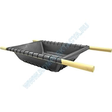 Строительные пластиковые носилки 70л