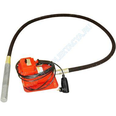 Глубинный вибратор ЭП-210 для бетона