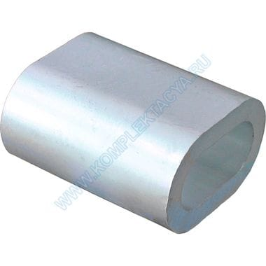 Втулка алюминиевая DIN 3093