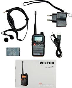 Vector Vt 43 инструкция
